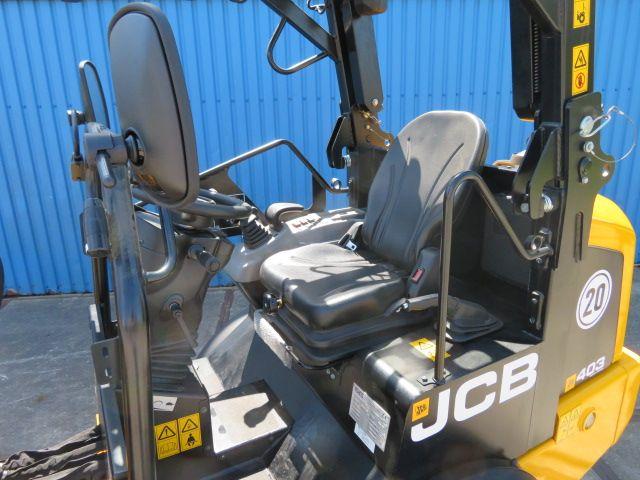 JCB 403 SP 19KW BJ 2021