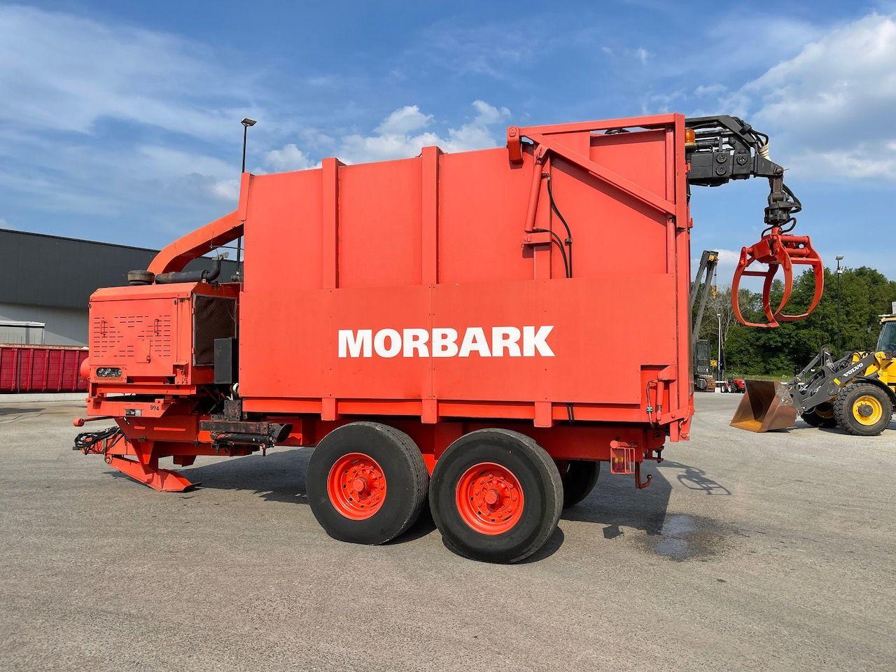 Morbark 2400 / 2825 houtsnipperaar