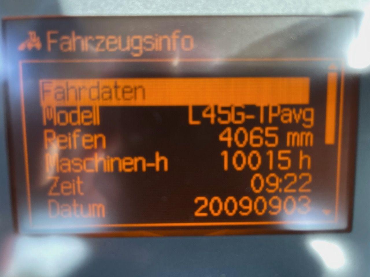 Volvo L45G TP