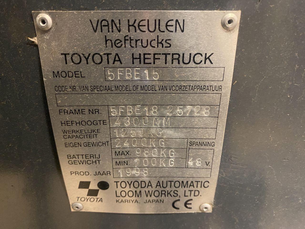 Toyota zeer goed onderhouden, GEKEURD