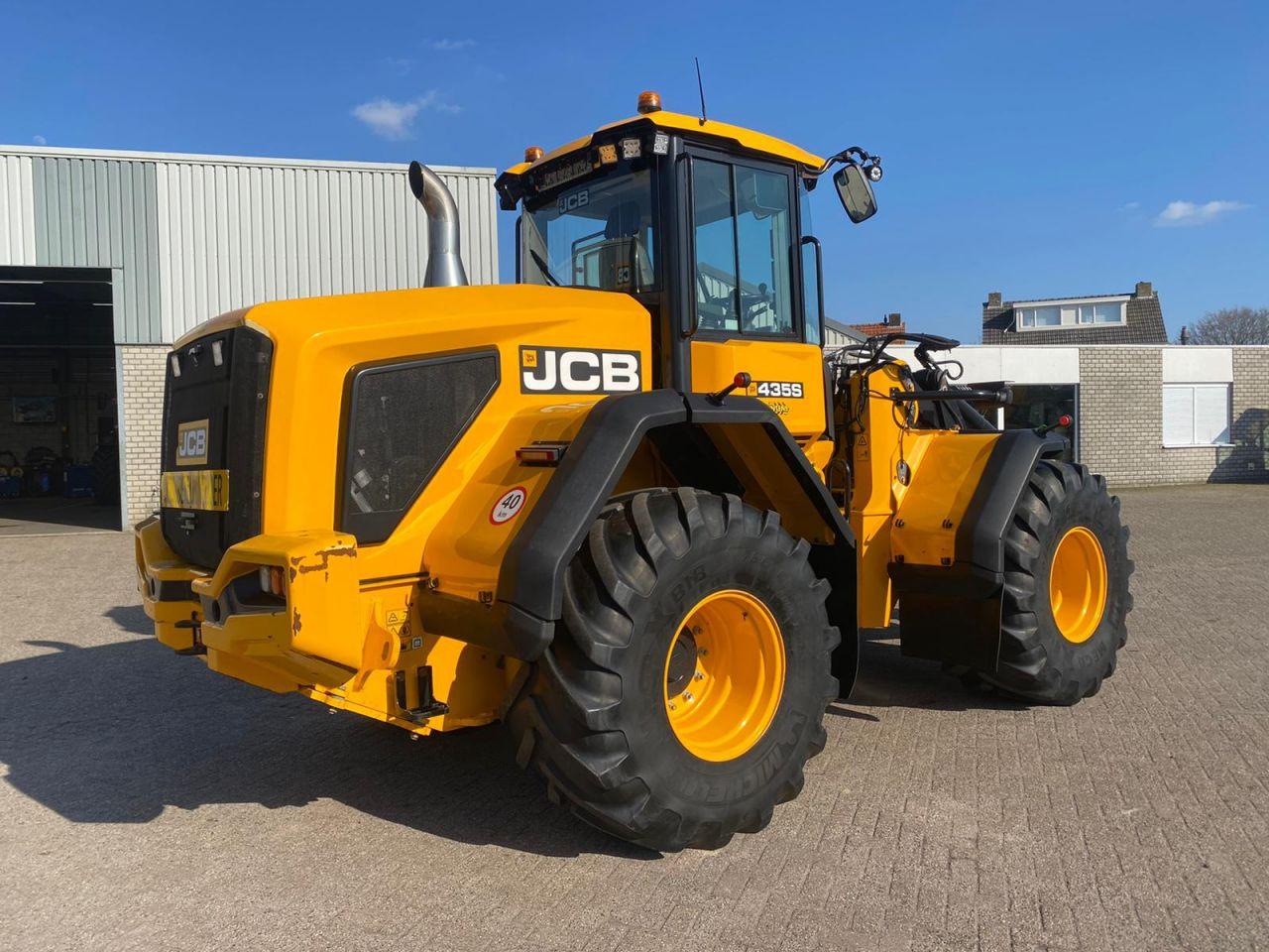 JCB 435S Agri shovel