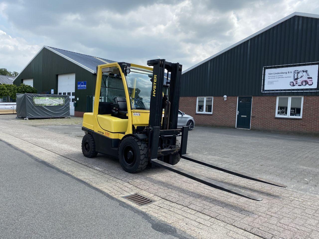 Hyster 3.5