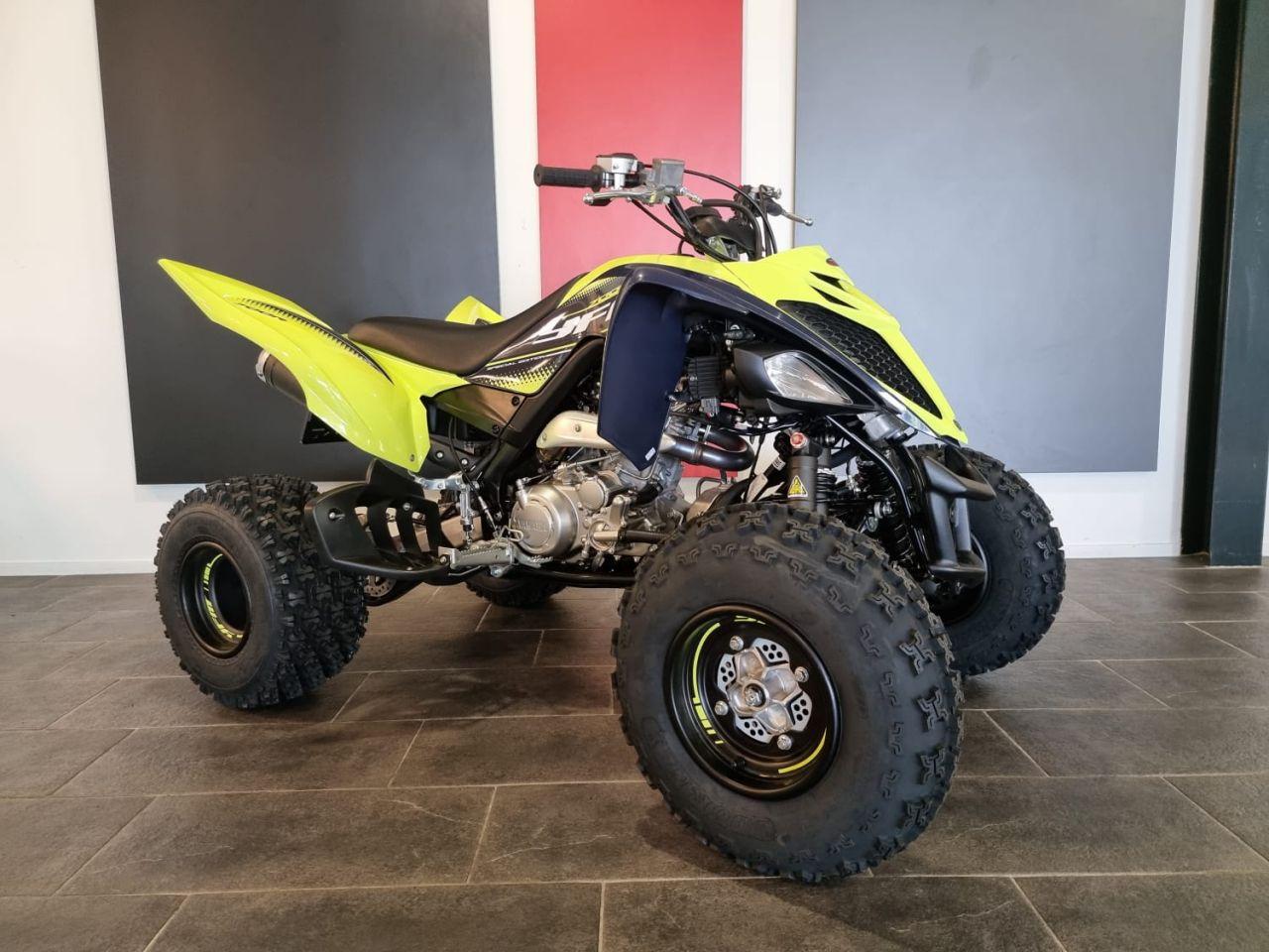 Yamaha Raptor 700 SE met kenteken (Nieuw, laatste deze zomer)