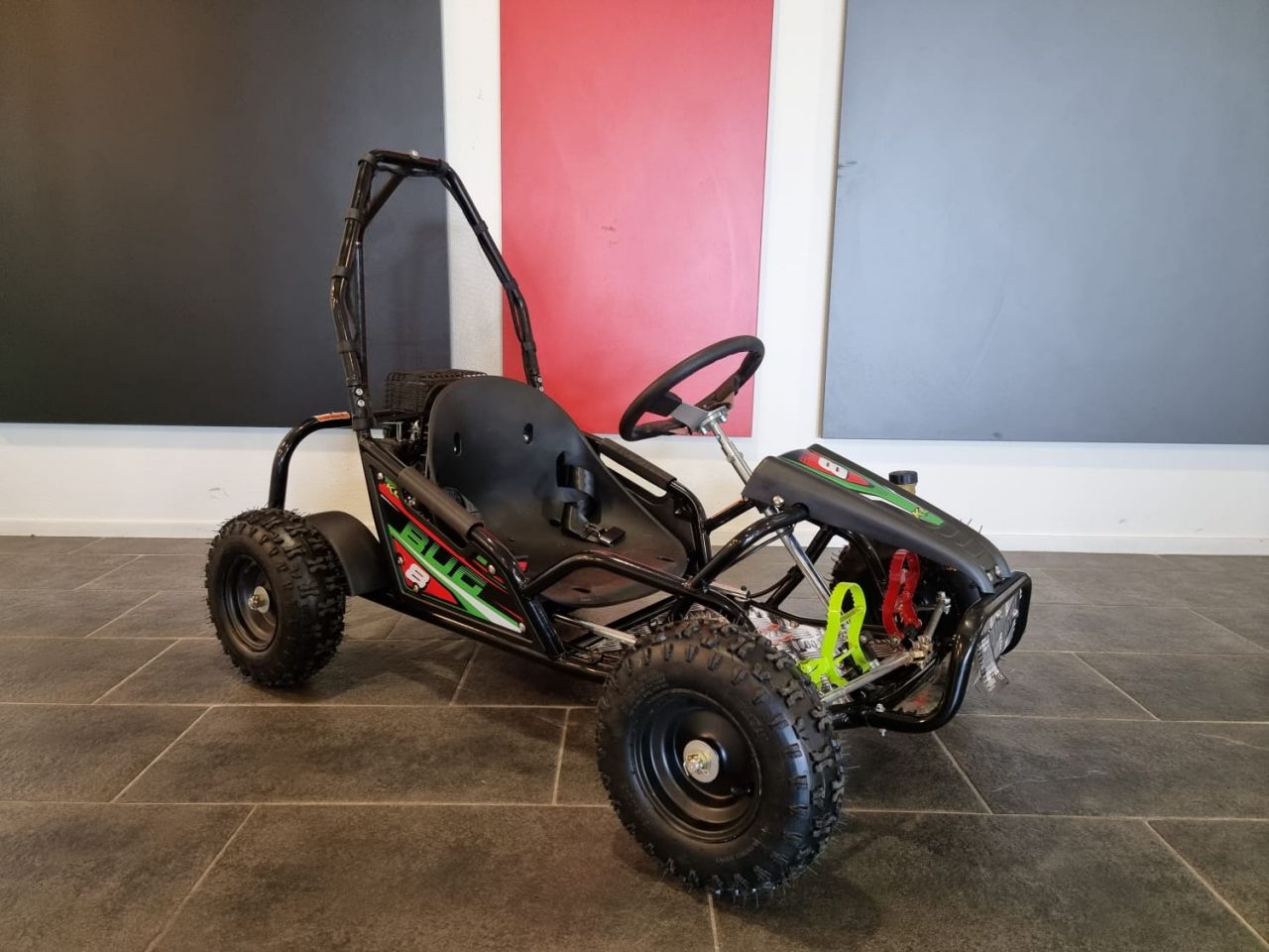KL Bug 100, kinderbuggy / kinderquad