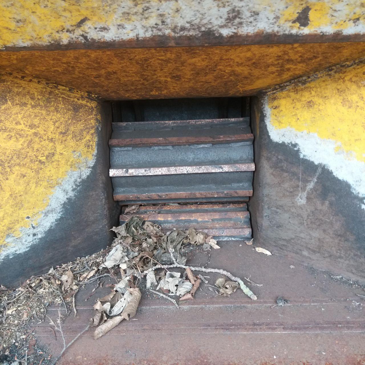Snipperkar omar ter 225 met husmann snipperaar