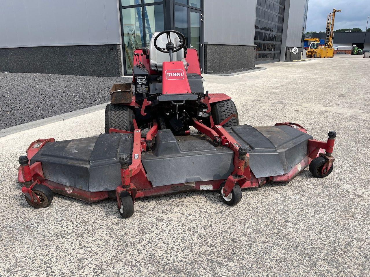 Gazonmaaier Toro Groundmaster 455D