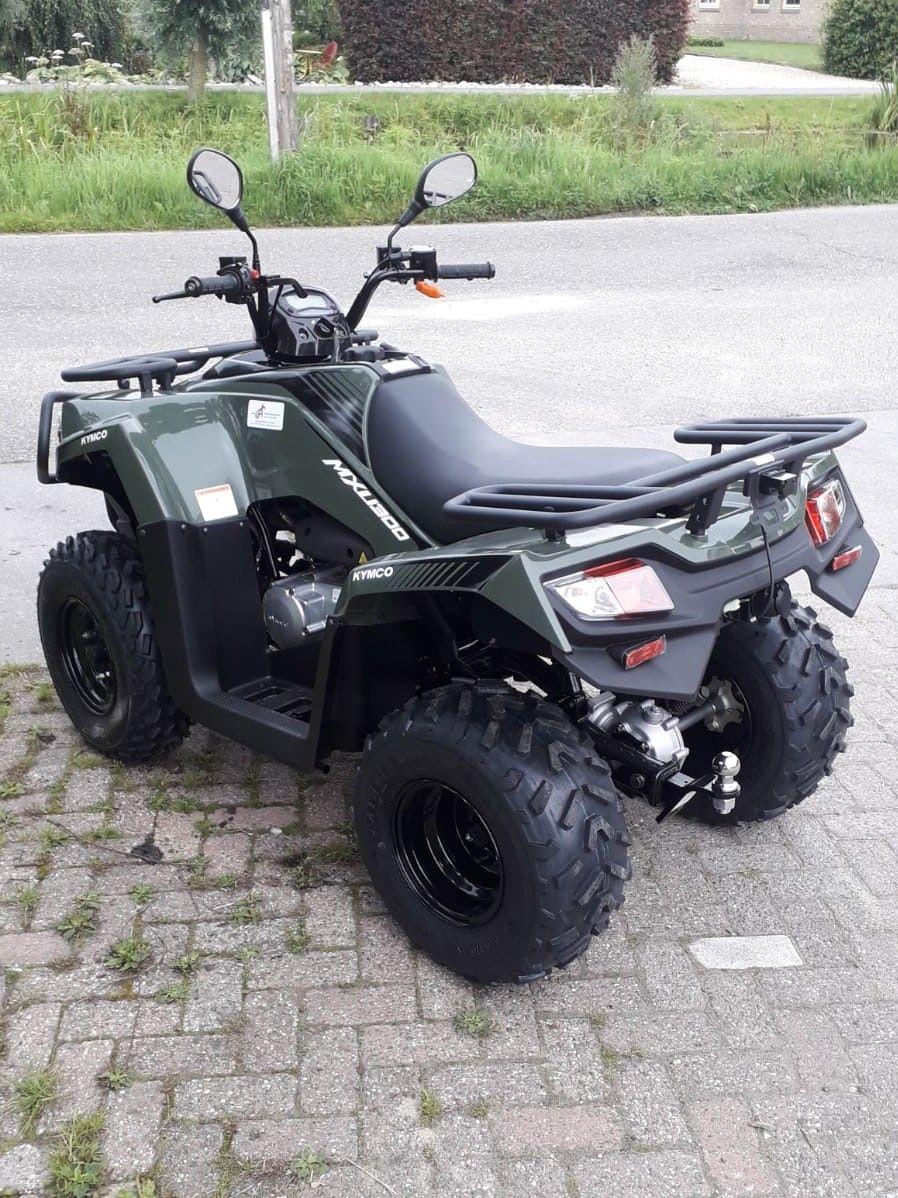 Kymco MXU 300 T3B