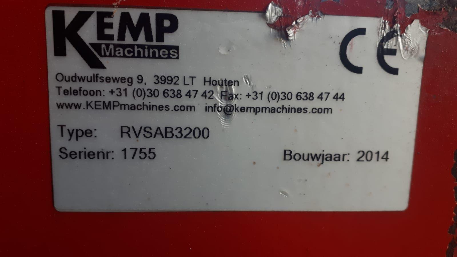 Robuuste Kemp voerschuif