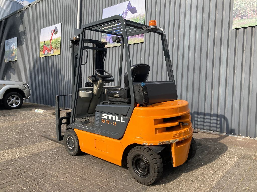 STILL R70-16 Diesel heftruck TRIPLO/FREELIFT/SIDESHIFT