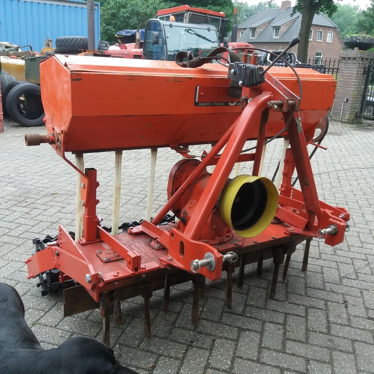 Lely graszaaimachine 150 cm