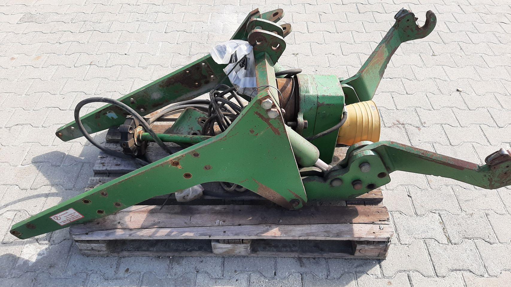 Zuidberg Fronthef/PTO John Deere 6000/10 serie