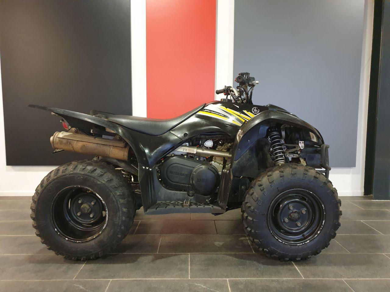 Yamaha Wolverine 450 4x4 met kenteken