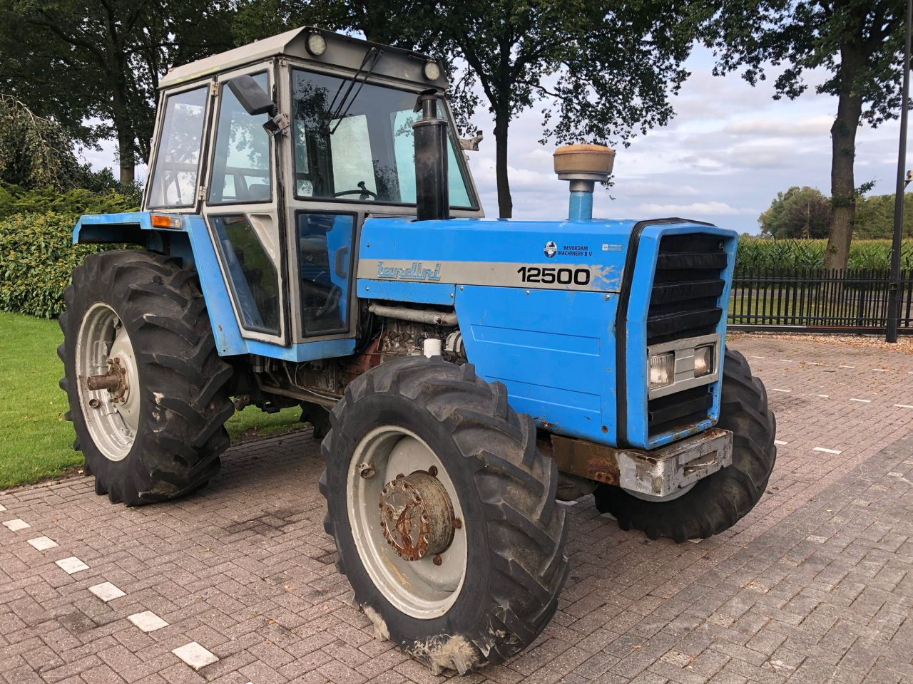 Landini 12500