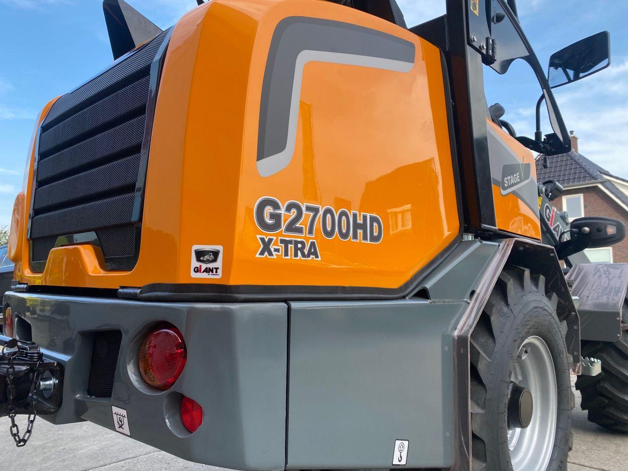 Giant G2700 X-tra HD Nieuw/Demo
