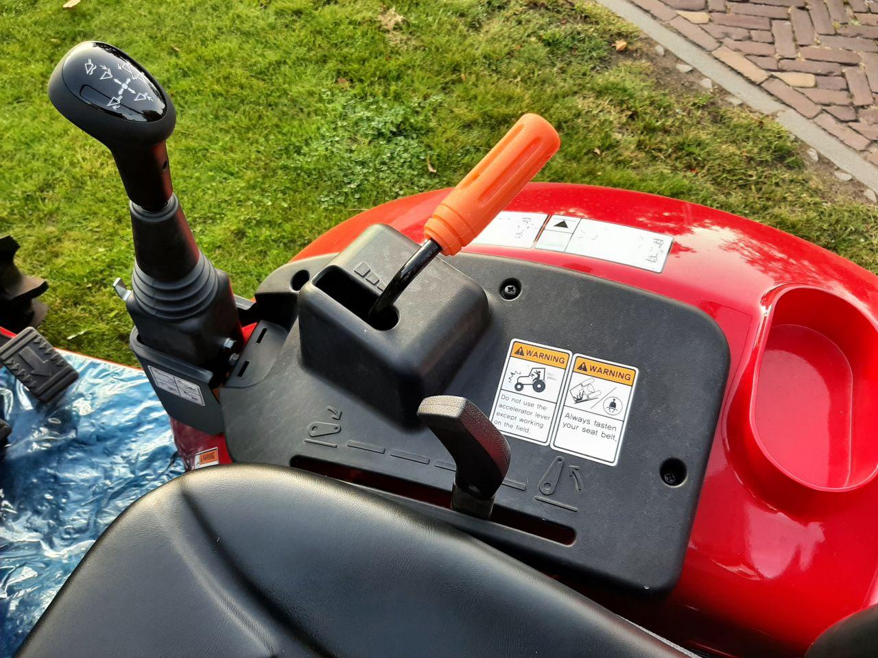Tym tractor T265-HST