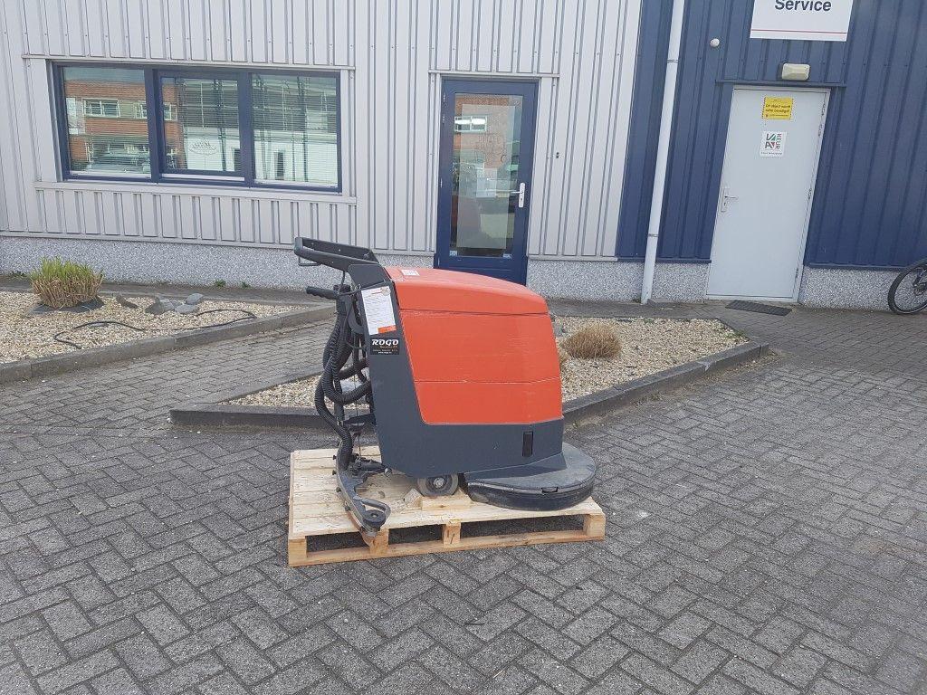 Hako matic B 530 Schrobmachine