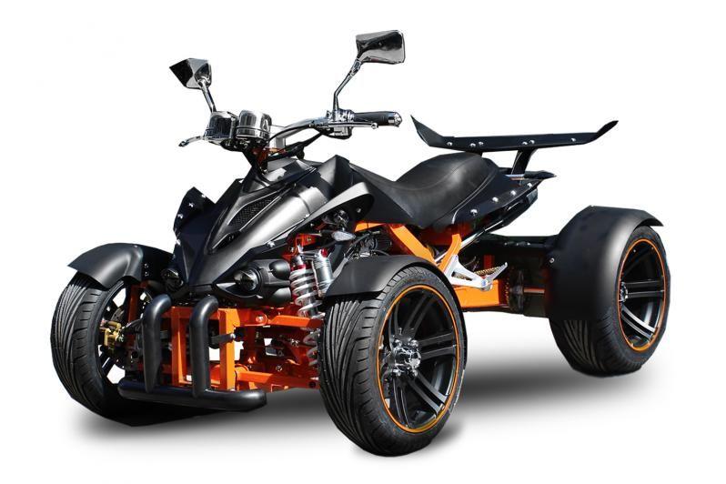Kenteken 250cc 4takt
