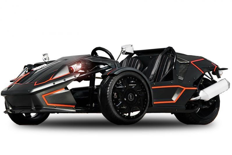 ZTR trike 250cc 4takt