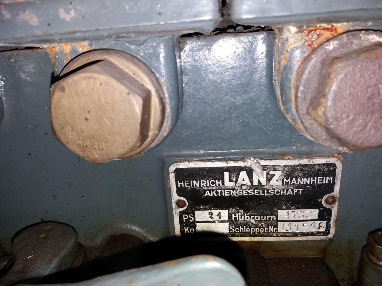 Lanz Buldg H N 3