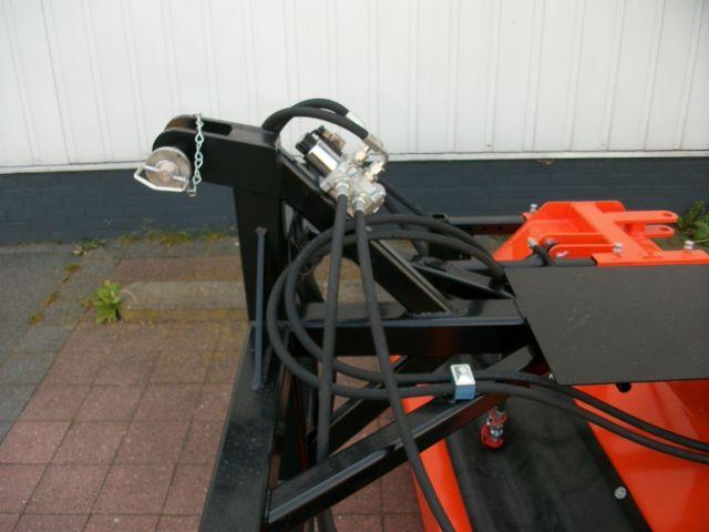 Hofstede 60/200 veegmachine