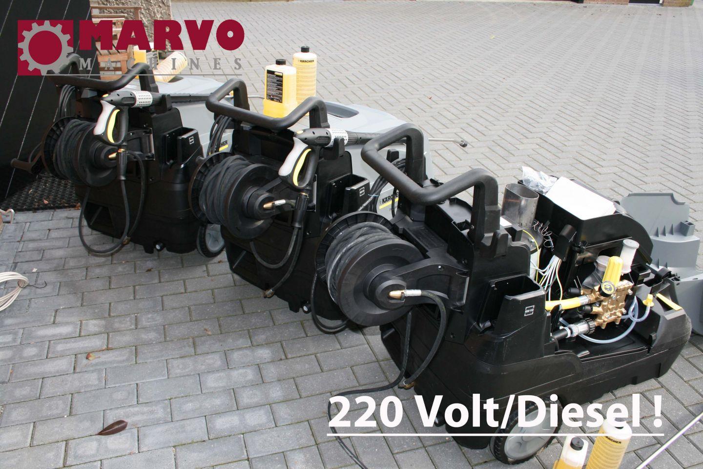 Karcher 220 volt - HDS 6/14-4cx -ZOMER-actie gratis ...