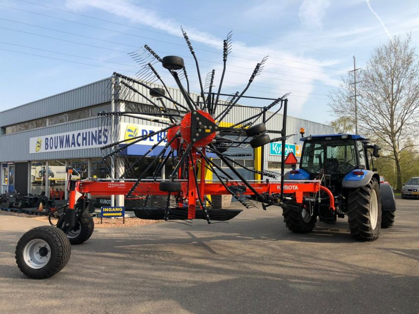 Agri Trader - secondhand agricultural tractors and machinery