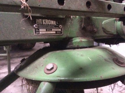 Krone KW8.50/8