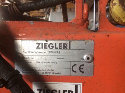 Ziegler TWIN 850 VS
