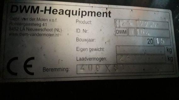 Schuitemaker /  Deutz Fahr Rapide 125 / K8.51
