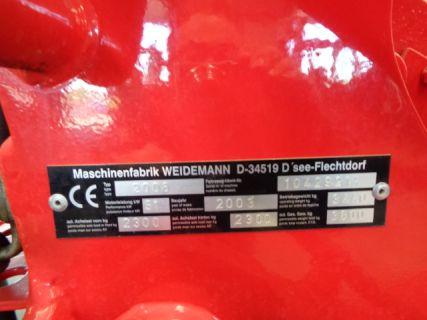 Weidemann 2006