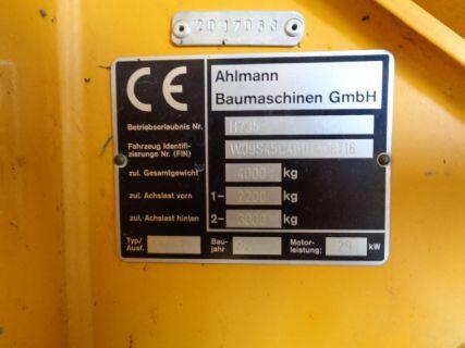 Ahlmann AZ 45