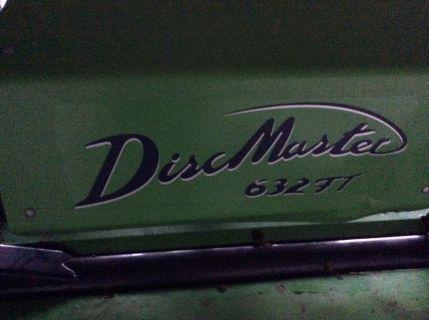 Deutz-Fahr Discmaster 632FT